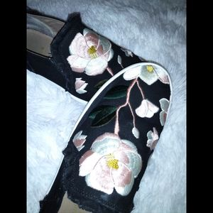 Kate Spade slip-on's shoes